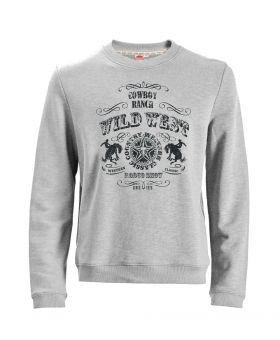 Sweatshirt Wild West
