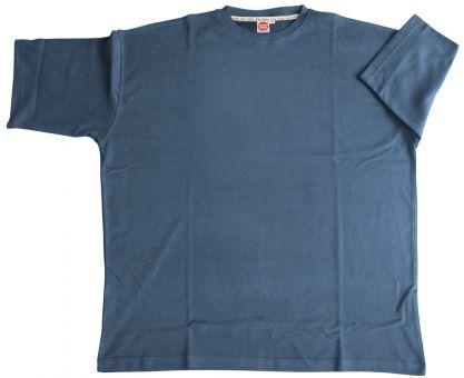 T-Shirt Basic mid-blue 8XL