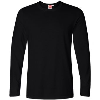 Longsleeve Basic black