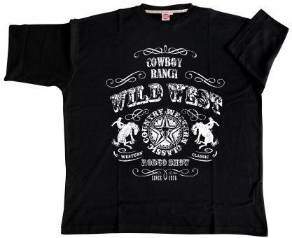 """T-Shirt """"Wild West"""""""