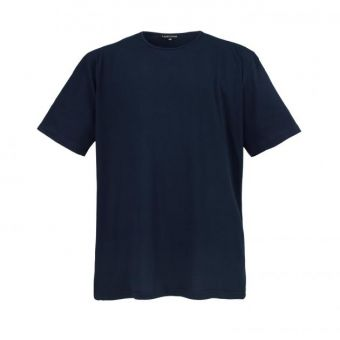 Lavecchia Basic T-Shirt in navyblue