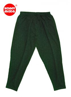 Jogging Trousers pinegreen melange