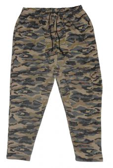 Jogging trousers Camouflage big and tall