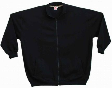 Sweat-Blouson black
