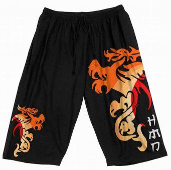 7/8 Fashion-Bermuda Dragon