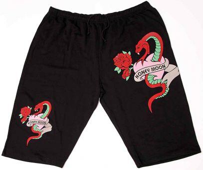 7/8 Fashion-Bermuda Viper red