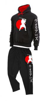 Tracksuit Samurai